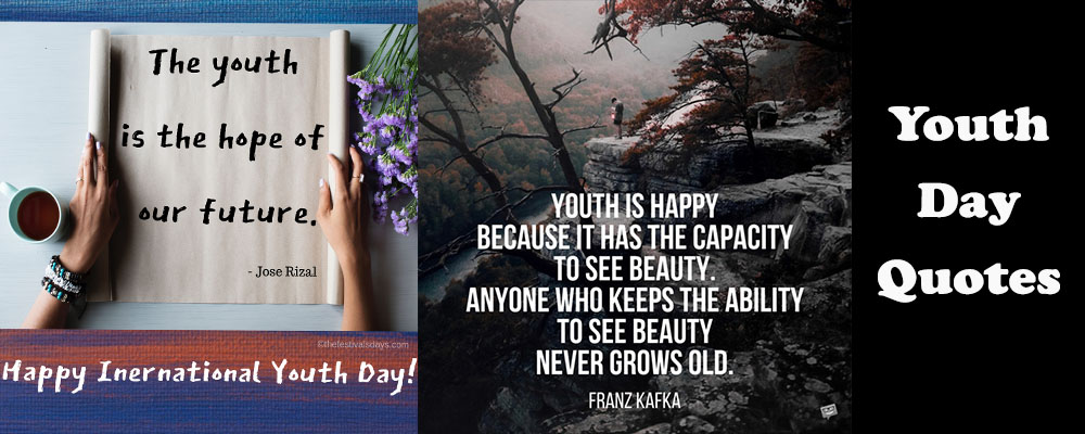 Top 30 Motivational And Inspiring International Youth Day Quotes