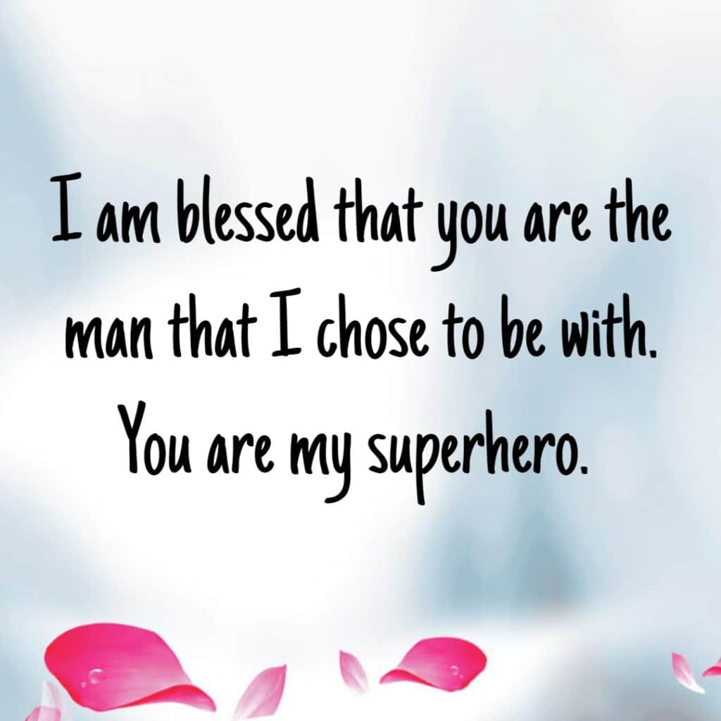 Best Thank You Messages for Husband & Very Special Husband Quotes